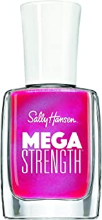 Sally Hansen Mega Strength, Here To Stay, 0.4 Fl Oz (Pack of 1)