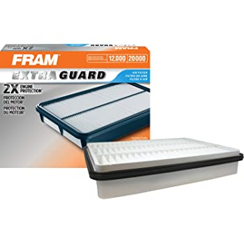 FRAM Extra Guard Air Filter, CA8918 for Select Lexus and Toyota Vehicles
