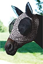 Weaver Leather Lycra Fly Mask for Horses Small