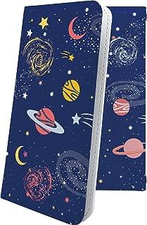 Xperia Z SO-02E ケース 手帳型 月 ムーン 星 星柄 星空 宇宙 夜空 星型 エクスペリア 手帳型ケース かわいい 可愛い kawaii lively SO02E XperiaZ おしゃれ