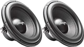 (2) Skar Audio Sdr-15 D2 15