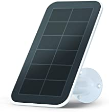 Arlo Accessory - Solar panel Charger | Weather Resistant, 8 ft Magnetic Power Cable, Adjustable Mount | Only Compatible with Arlo Ultra and PRO 3 Camera | (VMA5600)