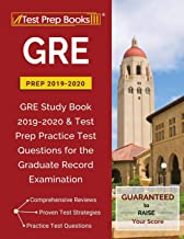 Best gre exam preparation books Reviews