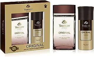 Yardley Original Eau de Toilette 100ml + Body Spray 150ml