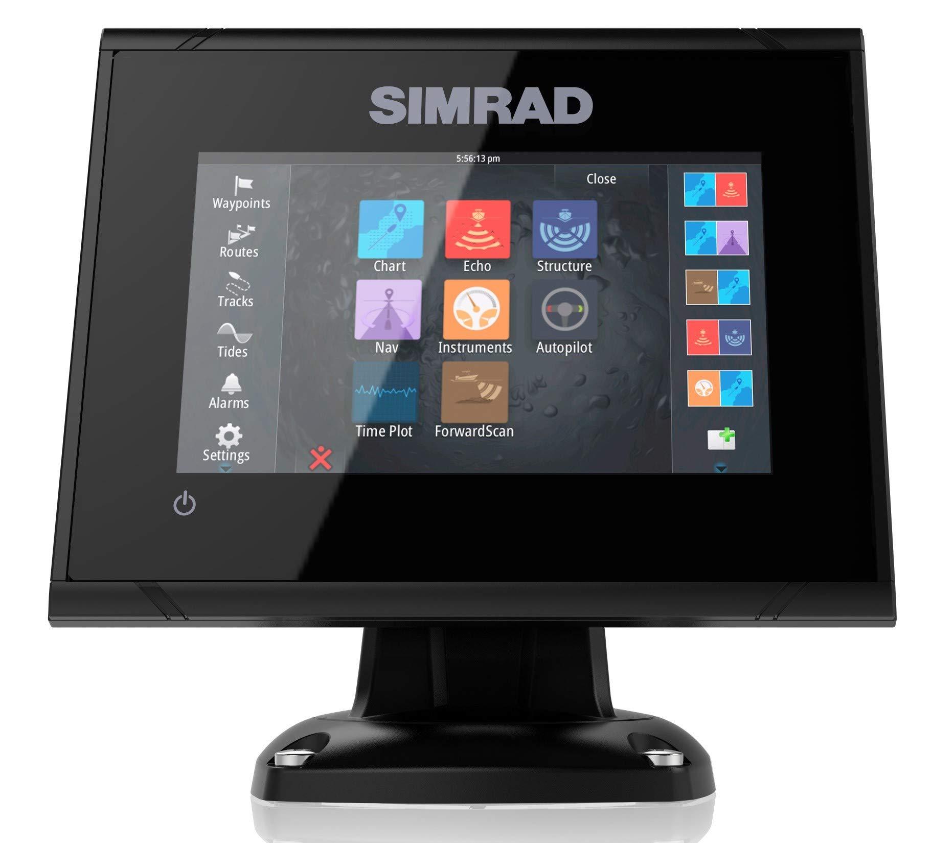 Simrad Go5 Xse Sonda Multifunción: Amazon.es: Electrónica