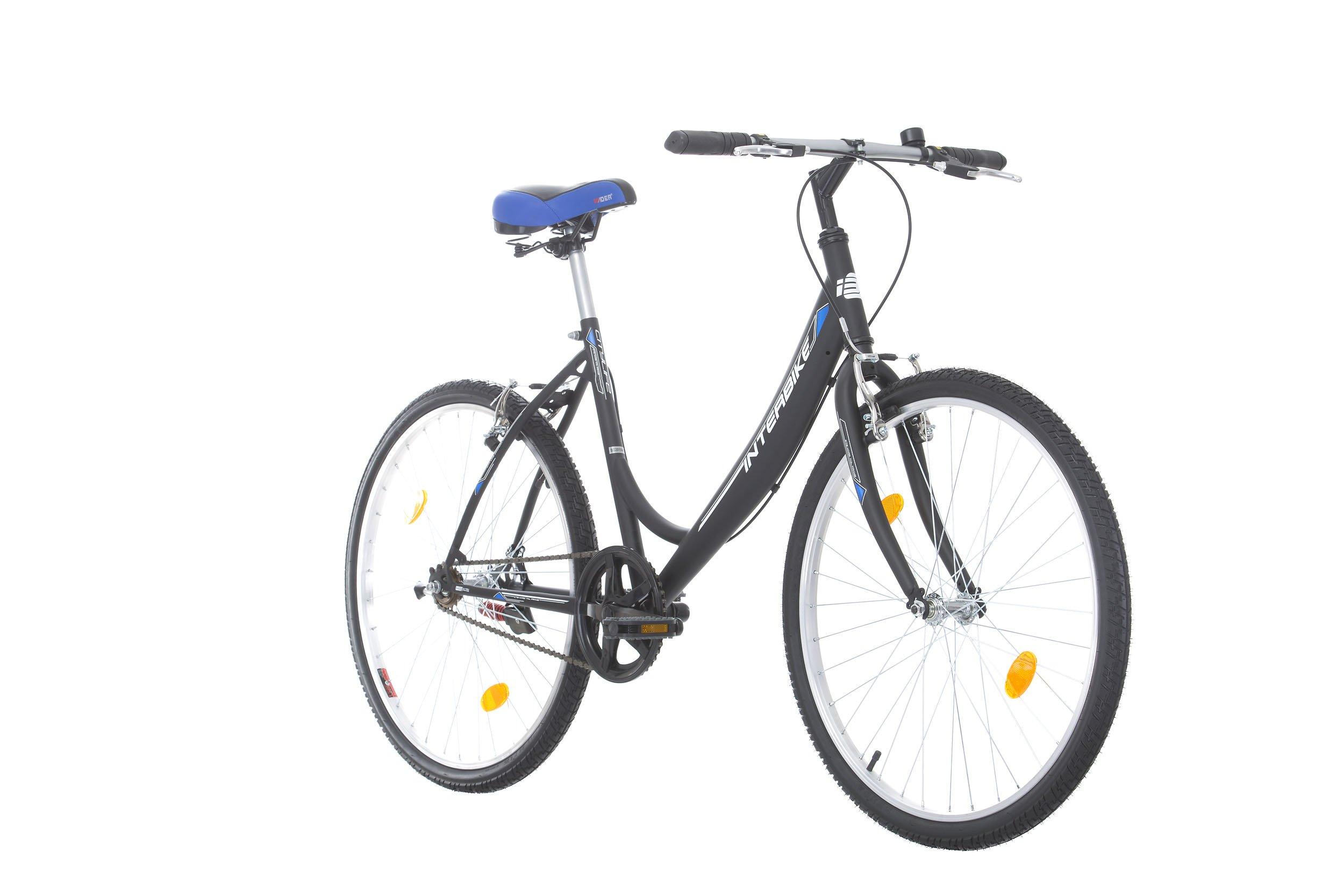 Interbike Bicicleta de Paseo City Life 26