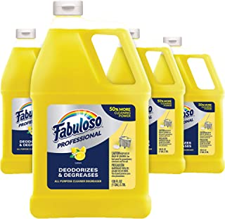 Sponsored Ad - FABULOSO-US06969A Professional All Purpose Cleaner & Degreaser