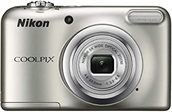 Nikon VNA980E1 Coolpix A10 16MP Digital Camera (Silver) International Model