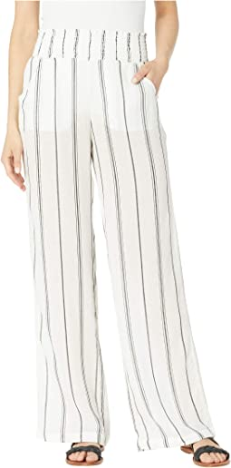 New Waves Stripe Pants