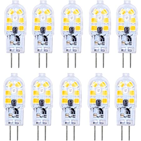 12x High Power G4 LED SMD Lampe Birne Licht Warmweiss 3W 300lm DC12-24V Leuchte