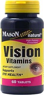 MASON NATURAL, Vision Vitamins TABS Mason 60