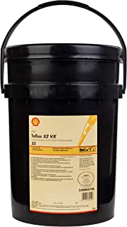 SHELL TELLUS S2 V 32 INDUSTRIAL HYDRAULIC FLUID FOR WIDE TEMPERATURE RANGE 20LTR