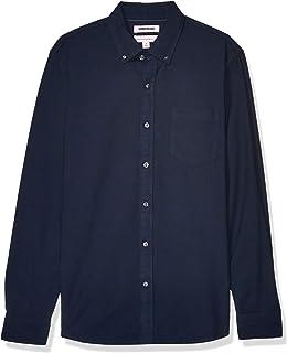 Amazon Brand - Goodthreads Men's Standard-Fit Long Sleeve Oxford Shirt w/ Pocket