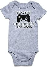 Lovefairy Newborn Infant Toddler Baby Girls Boys Layette Bodysuit Short Sleeve Romper Jumpsuit Outfits 0-18 Months