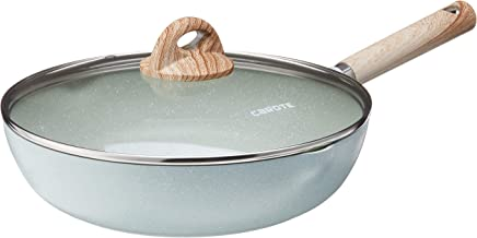 Carote Cosy Frying Pan with Lid, 28cm, Blue