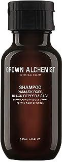 Grown Alchemist Shampoo: Damask Rose, Black Pepper & Sage, 1 Count