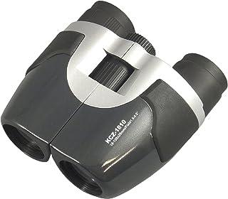 MIZAR(ミザールテック) 双眼鏡 ズーム 28mm 口径 ポロプリズム式 グレー KCZ-1810