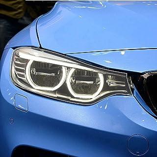 NCUIXZHAdesivo de decalque TPU da lâmpada frontal do farol do carro, para BMW M2 F87 M3 F80 M4 F82 F83 M5 F10 F90 M6 M8 I...
