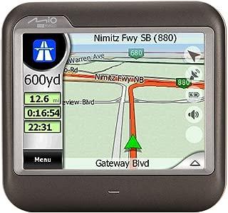 Mio DigiWalker C230 3.5-Inch Portable GPS Navigator