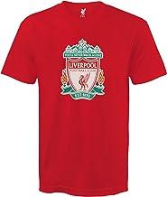 Liverpool FC - Camiseta oficial para hombre - Con el escudo