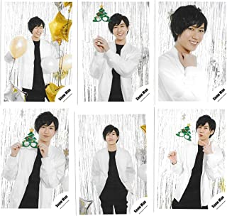 阿部亮平 Snow Man Greeting Photo 〜クリスマスver.〜 オフショット 公式 写真 個人6枚セット...
