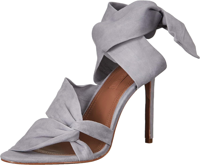 BCBGMAXAZRIA Womens Emma Dress Sandal Heeled Sandal