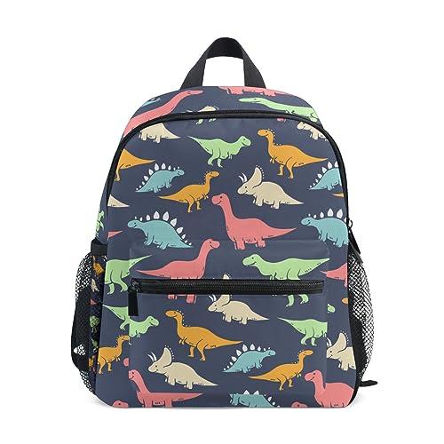 608a0498596 ISAOA 3D PrintedCute Dinosaur Kids Backpacks Kindergarten Preschool Toddler  Boys Girls Bookbag Cute Schoolbags for