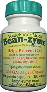 Bean- zyme 150 count