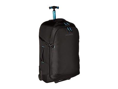 Pacsafe EXP29 Toursafe Anti-Theft Wheeled Luggage (Black) Luggage