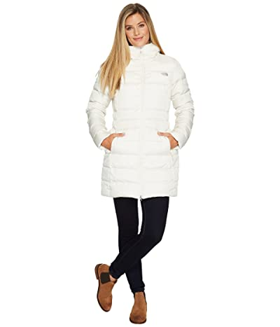 The North Face Gotham Parka II (Vintage White) Women