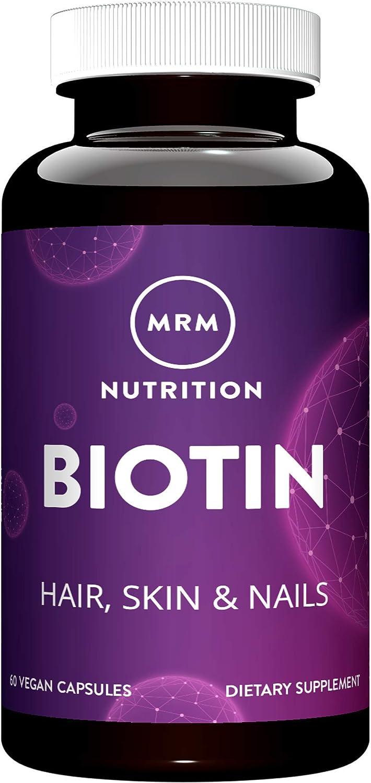 Biotin 5mg High Potency A 35% OFF Water B Soluble Vitamin quality assurance