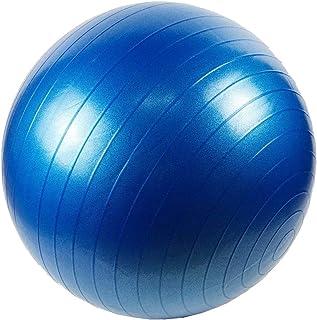 كرة تمارين اللياقة البدنية و اليوغا ، مقاس 75 سم ، SP70-2 ، ازرق