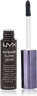 NYX PROFESSIONAL MAKEUP Intense Butter Gloss, Blueberry Tart, 0.27 Fluid Ounce