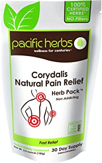 Sponsored Ad - Pacific Herbs Corydalis Natural Pain Relief Herbs