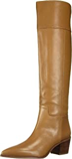 Women's Shannon Fashion Boot, Cashew Leather, 5 M US