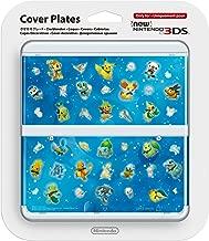 New Nintendo 3DS Cover Plates No.063 Pokemon
