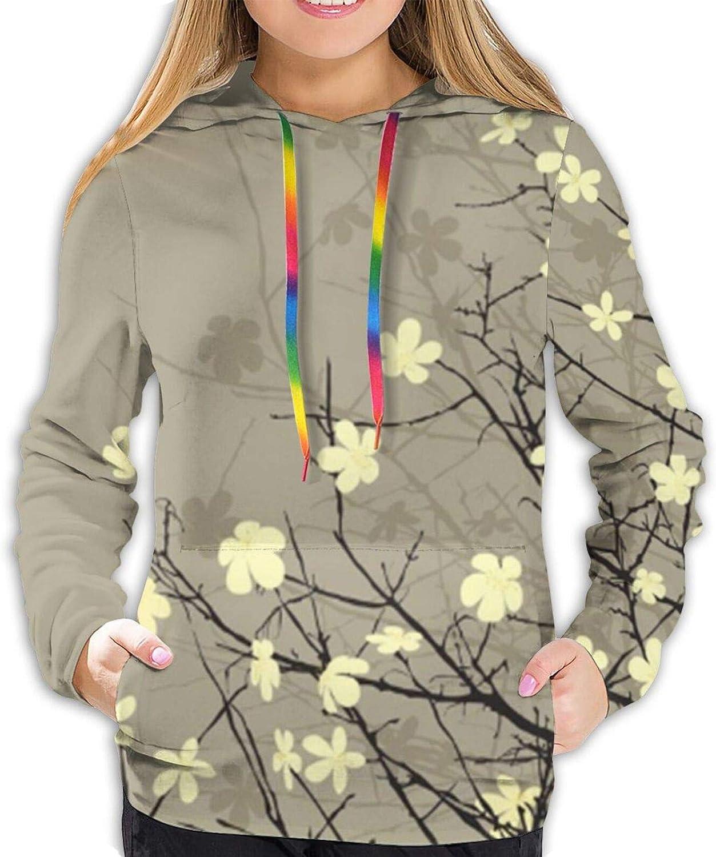 Stylish Floral Women Hoodie 3D Max Nippon regular agency 54% OFF Sweatshirts Graphic Print Playing