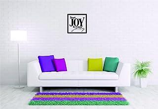بتصميم من الفينيل moti 2128مائي من 3–ملصق الحائط الخاصة بك: تجد Joy في رحلة بالنص المكتوب عليه الحروف Life اقتباس غرفة ...
