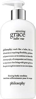 Philosophy Amazing Grace Ballet Rose Firming Body Emulsion for Women 16 oz Body Emulsion