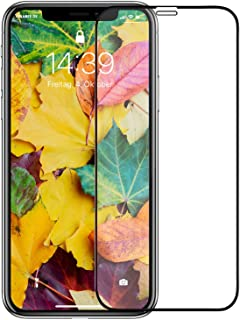 iPhone 11 Pro Max Screen Protector, Premium Tempered Glass [Easy Installation Frame] for iPhone XS Max Case-Friendly Tempe...