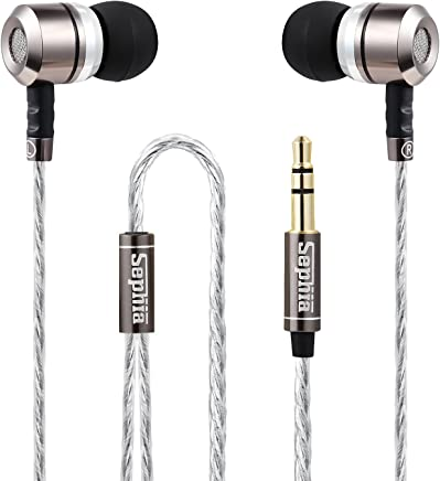 Sephia SP3060 Noise Isolating in-Ear Earphones...