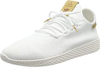 adidas Pharrell Williams Tennis Hu Womens Sneakers White