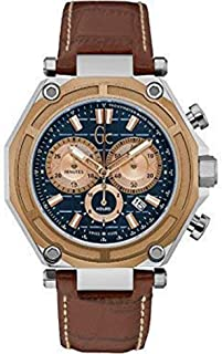 GC by Guess Montre pour Hommes Sport Chic Collection GC-3 Sport Chronographe X10005G7S