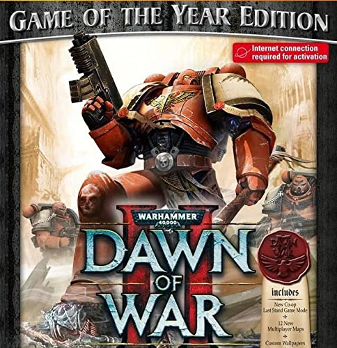 Warhammer 40,000 : Dawn of War - Game Of The Year Edition [PC Code - Steam]
