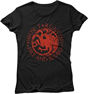 itGame Shirt Thrones Of Amazon DonnaAbbigliamento T QrxdtoshCB