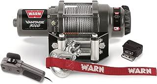 WARN 89030 Vantage 3000 Winch - 3000 lb. Capacity