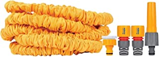 Hozelock 30m Superhoze Hosepipe, Yellow & Grey