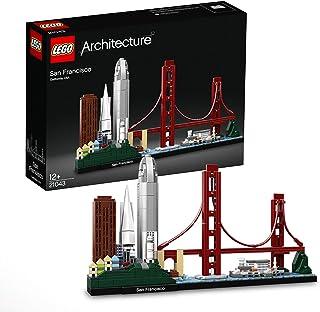 LEGO- 21043 San Francisco Byggset, Flerfärgad
