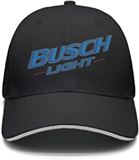 Unisex Busch-Light-Latte-Beer- Personalized Cap Snapback hat