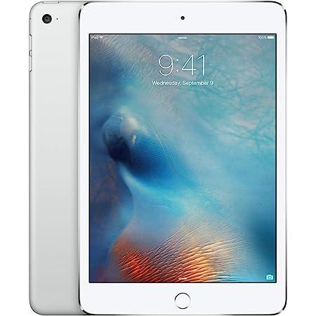 Apple Ipad Mini 4 128gb Wi Fi Silver Elektronik